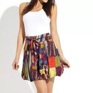 Desigual Desmarcado Skirt Mini Bubble 10/42 Boho
